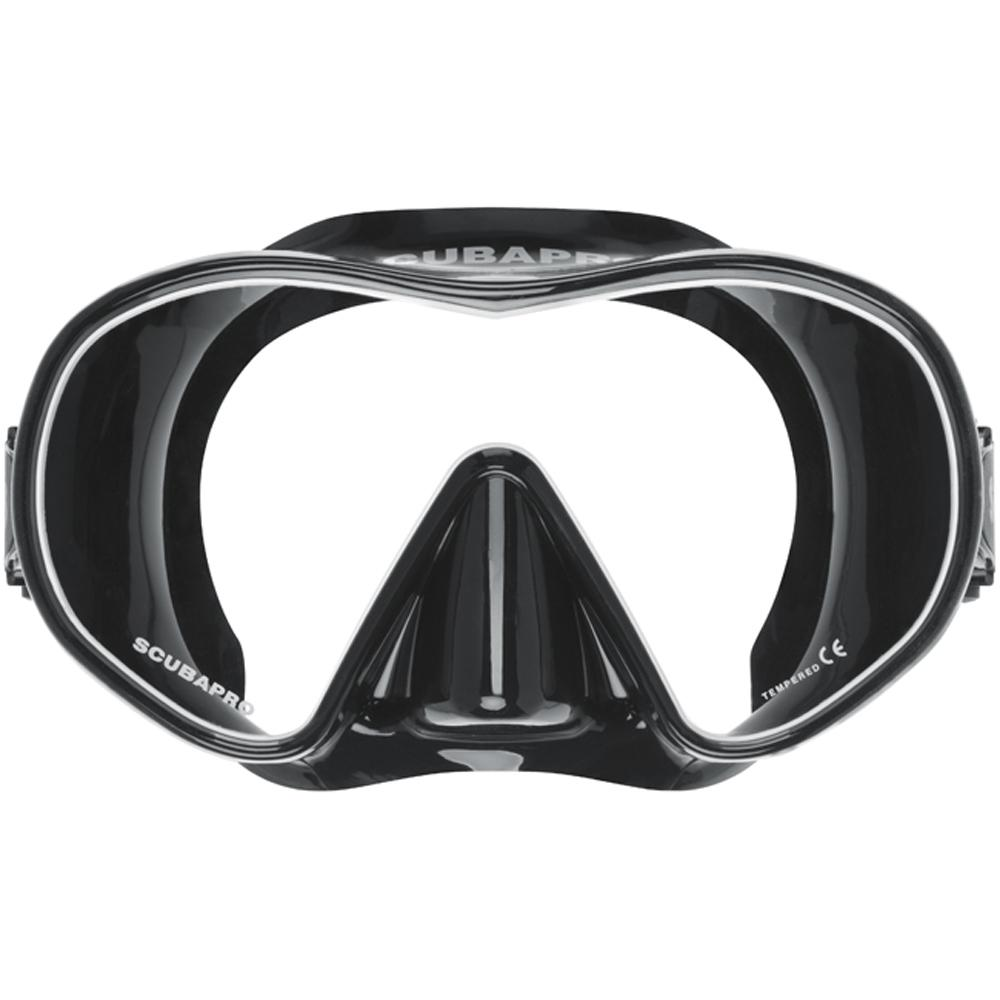 best single lens scuba mask