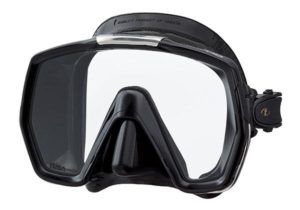tusa freedom best snorkel mask