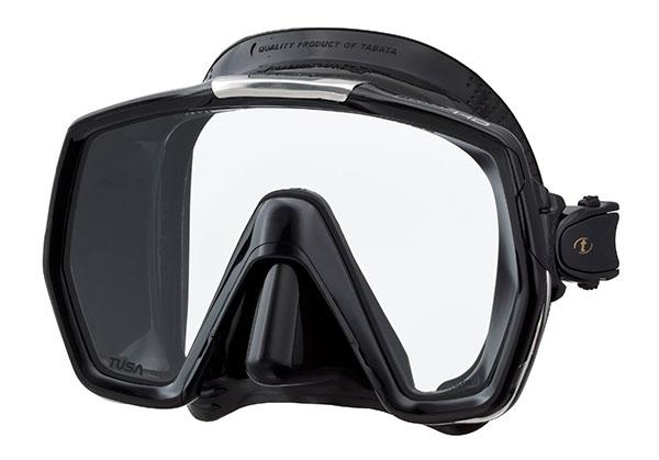 tusa freedom snorkel mask