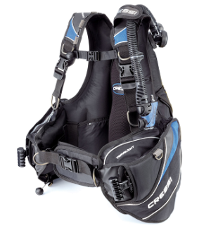 Cressi Travelight BCD best travel bcd