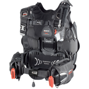 Mares Hybrid Pure BCD best travel bcd