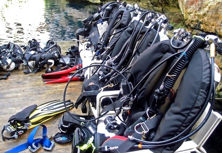 Complete Scuba Gear List