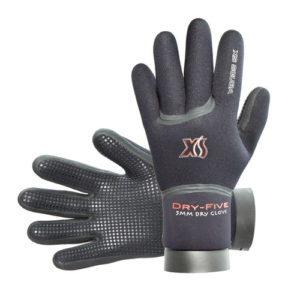 best xs scuba semi-dry gloves