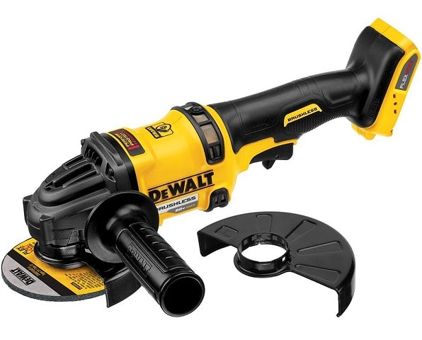 best corded alternative battery powered angle grinder