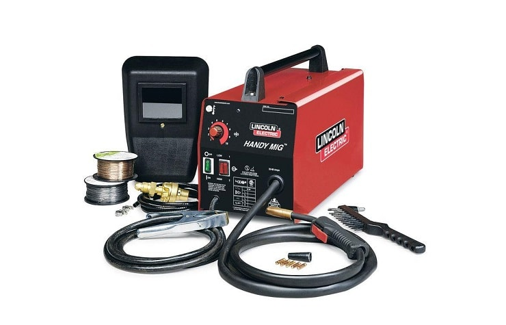 best lincoln electric mig welder for home  ""