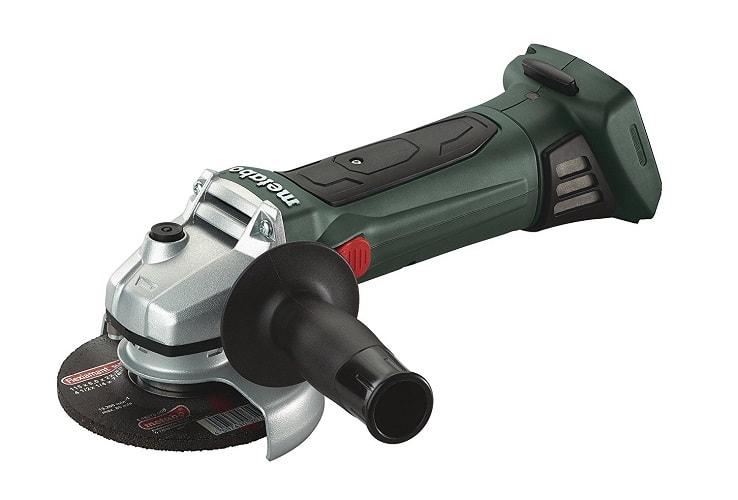 best cordless 4-1/2 angle grinder