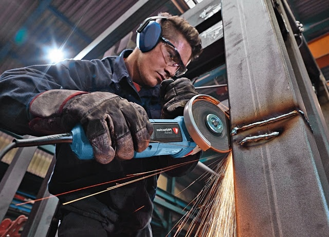 The Best Corded Angle Grinders For Welders: Buyer's Guide For 2018