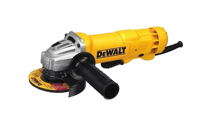 best dewalt corded angle grinder