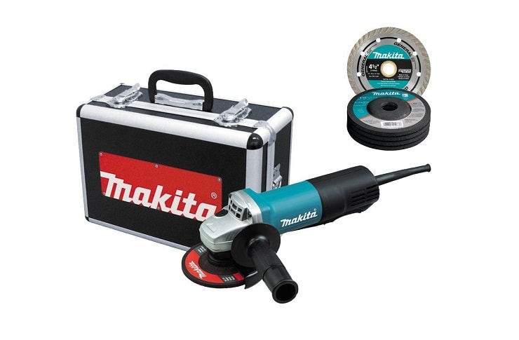 best makita corded angle grinder