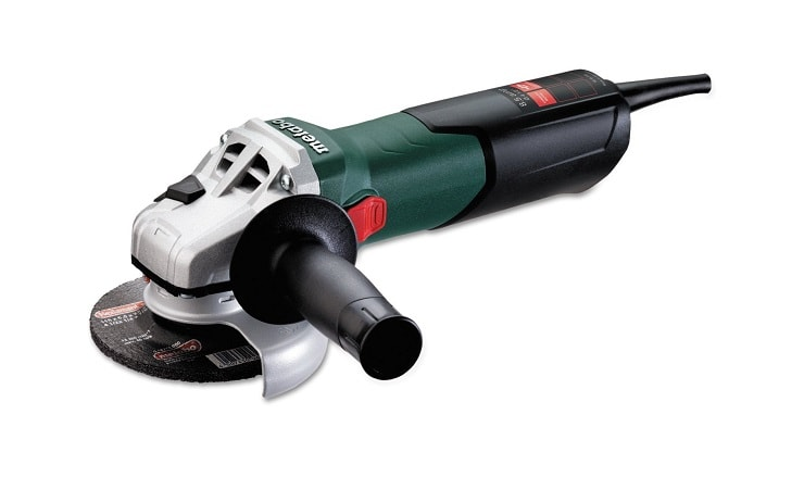 best metabo corded angle grinder
