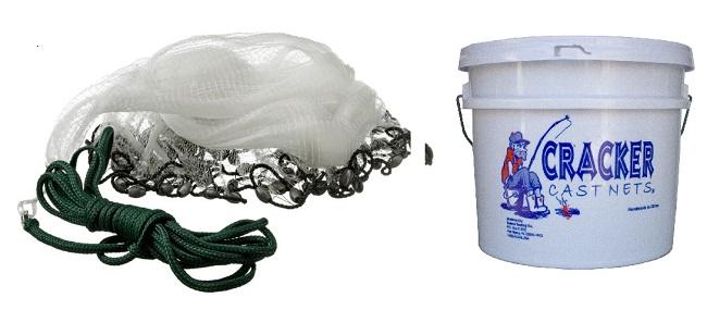 best cast net for shrimp