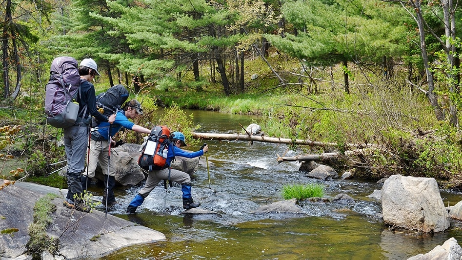 How To Hike Safely Across Rivers & Other Waterways